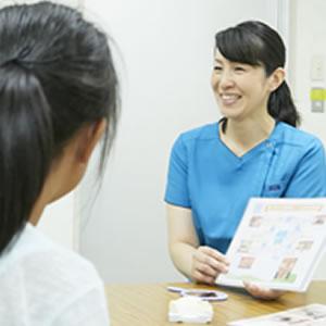 診療方針と治療の流れ