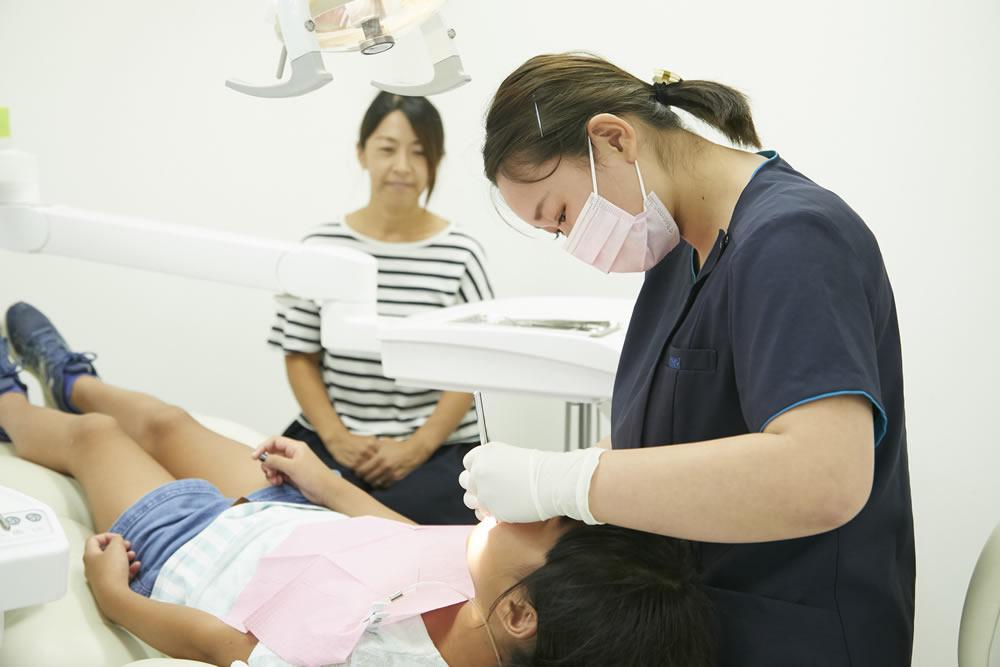 唾液検査とリスク説明