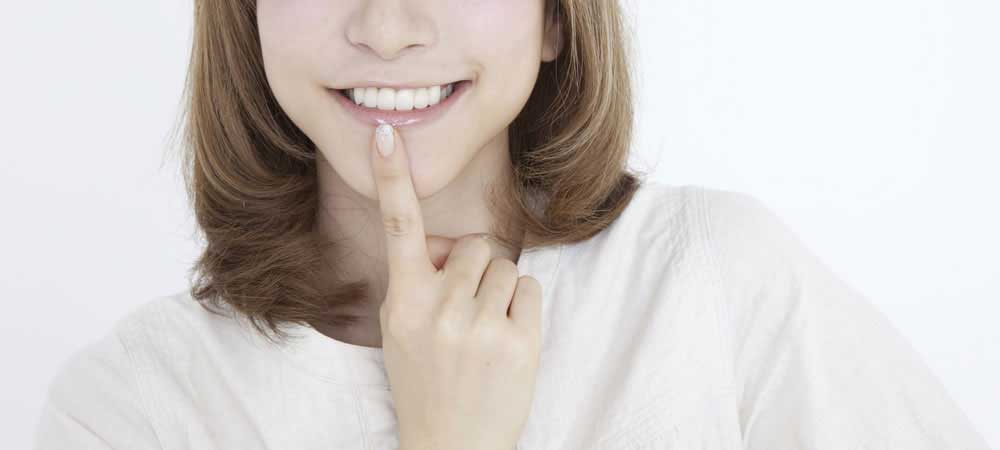 治せる歯並び