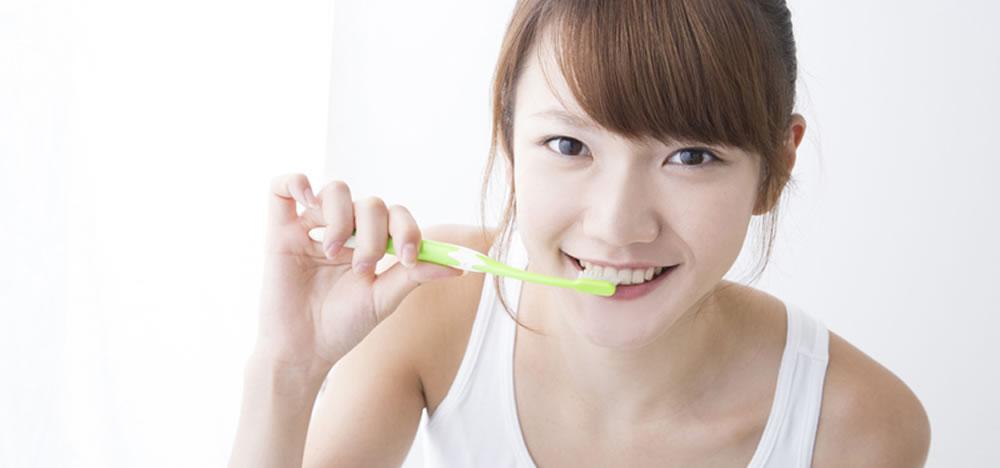 虫歯や歯周病の予防