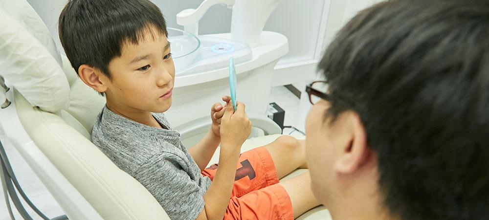 歯医者さんを好きになる